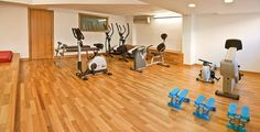 Hotel RH Casablanca - Gimnasio Casablanca, Conference Room, Table, Furniture, Home Decor, Gym, Hotels, Pictures, Decoration Home