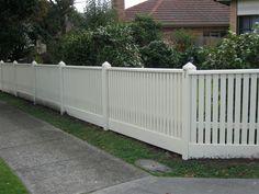 Picket Fencing - Taylor Fencing Melbourne
