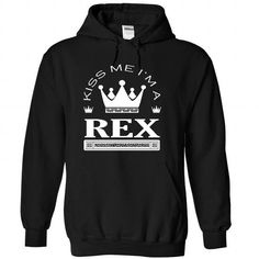 Kiss Me I Am REX Queen Day 2015 - #gift ideas #mason jar gift. BUY-TODAY => https://www.sunfrog.com/Automotive/Kiss-Me-I-Am-REX-Queen-Day-2015-dmwvmdxzob-Black-41563634-Hoodie.html?68278