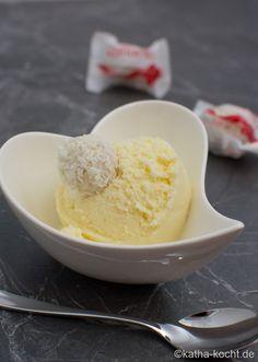 Raffaello Eis - katha-kocht!