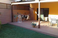 In diesem Ideenbuch stellen wir euch ein Projekt vor, in dem eine langweiliege Terrasse umgestaltet wurde.