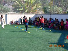 Thane Fittest Mother Fittest Child Competition