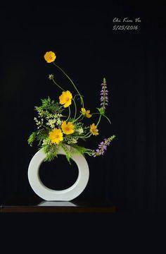 Ikebana by Chi Kim Vu                                                                                                                                                     More