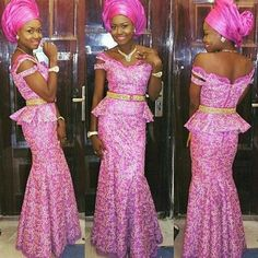 #asoebi #asoebispecial #speciallovers #wedding #makeover #dress @houseoftefe