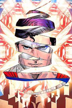 Action Comics #964 - Seth & Clay Mann