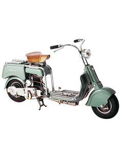 Cesare Pallavicino, scooter Lambretta per Innocenti, 1947.