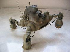 Unknown model (Maschinen Krieger ZbV3000)