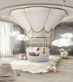 Fantasy Air Balloon in Interior Design