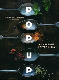 Jenni Tuominen & Tuomas Vimma: Pop up - Kanslerin keittokirja Pop Up, Jenni, Personalized Items, Movie Posters, Popup, Film Poster, Billboard, Film Posters