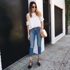 Pin for Later: 9 Spring Trends That'll Look Good on EVERY Body Cold-Shoulder Styles