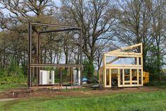 GreenArtSpot Dalen - Driftplein - Making off Natuurkunst Drenthe