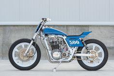 Paul Miller's TT500 Tracker