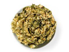 Stuffed Artichokes Recipe : Food Network Kitchens : Food Network - FoodNetwork.com
