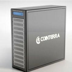 CoinTerra vai começar a enviar as primeiras mineradoras terahash
