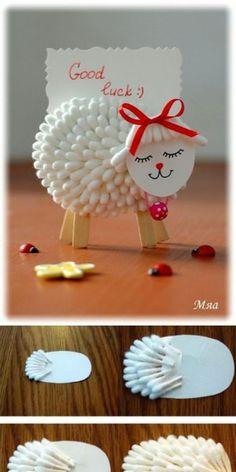 Craft Work For Kids, Easter Crafts For Kids, Art For Kids, Paper Flowers Craft, Flower Crafts, Family Art Projects, Navidad Diy, Pom Pom Crafts, Bible Crafts