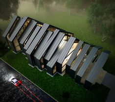 CGarchitect - Professional 3D Architectural Visualization User Community | Art Gallery in Nałęczów