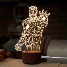 Featuring 3D Light DecorDesign Toscano Skulls Spire Lighted SculptureWOM-HOPE® LED Art SculptureNight Light - 3D LED Balloon  3D Human Skull Lamp LED Light  GetTen® Home Decorative LED Creative 3D Visual   3D Pretzel Lighting by Playtime