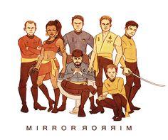 Star Trek - Mirror Universe