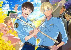 Police Story, Magic Kaito, Case Closed, Conan, Detective, Boys, Anime, Baby Boys, Cartoon Movies