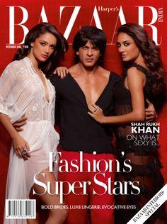 Shah Rukh Khan October 2011