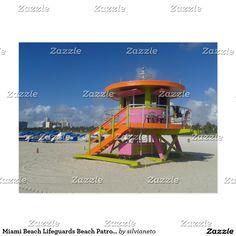 "SOLD to France! ""Miami Beach Lifeguards Beach Patrol 1 Postcard"" thanks #MiamiBeach #Lifeguard #Florida #BeachPatrol"