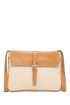 MODUSR!O Linen Leather Crossbody | Nordstrom Rack
