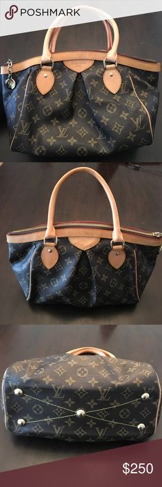 Louis Vuitton - Tivoli Bag EUC - Cannot verify authenticity as it was given to my girlfriend as a gift therefore priced accordingly Louis Vuitton Bags Shoulder Bags