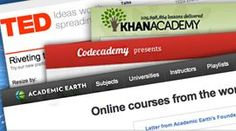 10 Excellent, Free Online Education Resources. I've heard of most, but there are a few I need to check out!