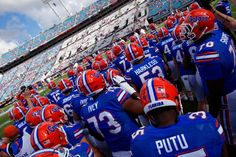 Photo gallery: Florida Gators beat Georgia Bulldogs