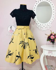 Dress Outfits, Girl Outfits, Cute Outfits, Fashion Outfits, Long Skirt Fashion, Modest Fashion, Frocks For Girls, Girls Dresses, Cute Fashion