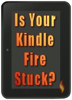 Is Your Kindle Fire Stuck? Learn how to Reset it! From http://www.lovemyfire.com/kindle-fire-reset.html