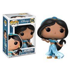 (Sponsored) Aladdin Jasmine Pop! Vinyl Figure #326