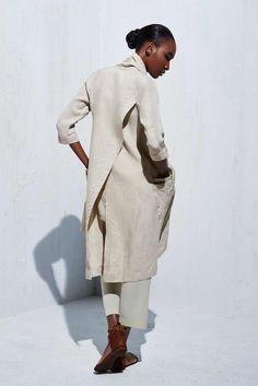 Urban Zen - Cross Back Kimono Coat