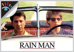 Rain Man is een Amerikaanse dramafilm uit 1988 onder regie van Barry Levinson.  De film gaat over Charlie Babbitt (Tom Cruise), een egoïstische yuppie, die ontdekt dat het grootste gedeelte van de erfenis van zijn vader gaat naar Raymond (Dustin Hoffman), zijn autistische broer.