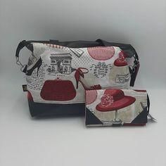 Lafabrikdekiki sur Instagram: Bel ensemble sac et portefeuille. Sac java et complice assorti patron de chez Sacotin. #faitmain #fashion #lafabrikdekiki #sacjava…