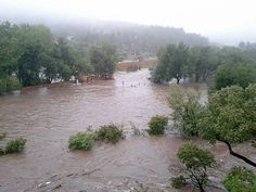 Photos of flooding from Lyons, Colorado on Thursday, September 12, 2013. (Photos Special to the Post, Early Ferguson)