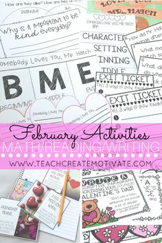 Fun and engaging activities to get teachers through the end of February!
