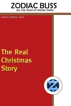 The Real Christmas Story - Zodiac Buss Christmas Pageant, A Christmas Story, Real Love, What Is Love, Astrology And Horoscopes, Personal Relationship, Busses, Finding Peace, Get Over It