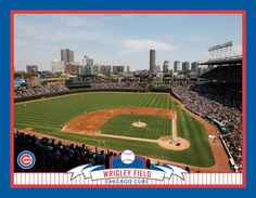 Chicago Cubs Wrigley Field (available at Target)