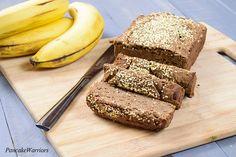 Protein Banana Bread #hempseeds #hempseedrecipe