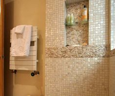 mother of pearl and glass tiles | mother of pearl tile bathroom shower wall tiles - st004