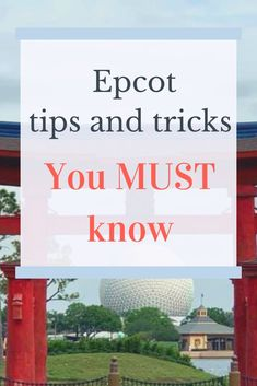 14 Great Epcot Tips ⋆ Touring in Wonderland Vacation Movie, Disney Vacation Planning, Disney World Planning, Disney World Vacation, Disney Cruise, Disney Vacations, Walt Disney World Rides, Disney Fanatic, Disney World Tips And Tricks