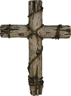 how to make a barbed wire cross - Google Search