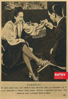 #lidabaarova #zlin #osobnostivezline #bata #batashoes #zdobovehotisku #batuvodkaz