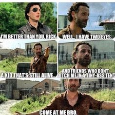 Rick is way better
