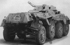 Sd.kfz. 234/2 Puma.