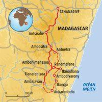 Madagascar  Exploration en Pays zafimaniry  24 jours   3095€
