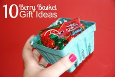 Multiple Berry Basket Ideas