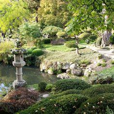 Jardin japonais #instapic #landscape #france #naturelovers #garden