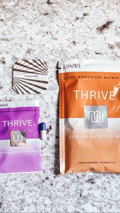 Thrive Le Vel, Thrive Experience, Thrive Life, Social Marketing, Direct Sales, Captions, Vitamins, Posts, Random
